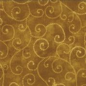 Moda Marble Swirls - 9908-91 - Marble Cotton Blender - Gold Background